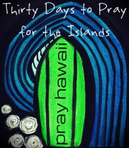 Pray Hawaii 30 Days Challenge