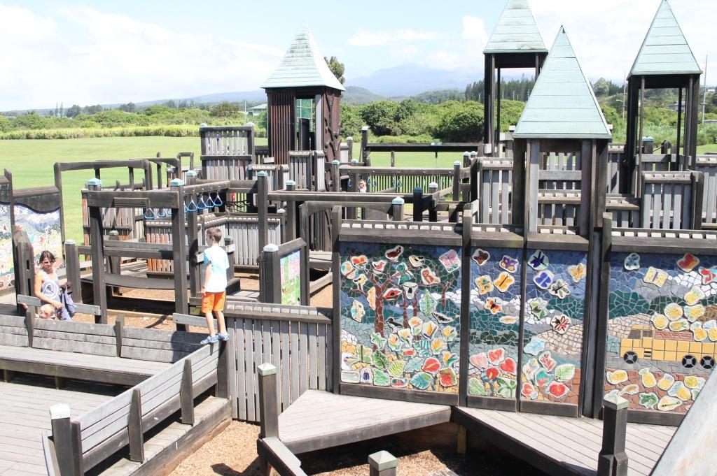 Giggle Hill, Playground, Haiku, Hawaii, Pray Hawaii
