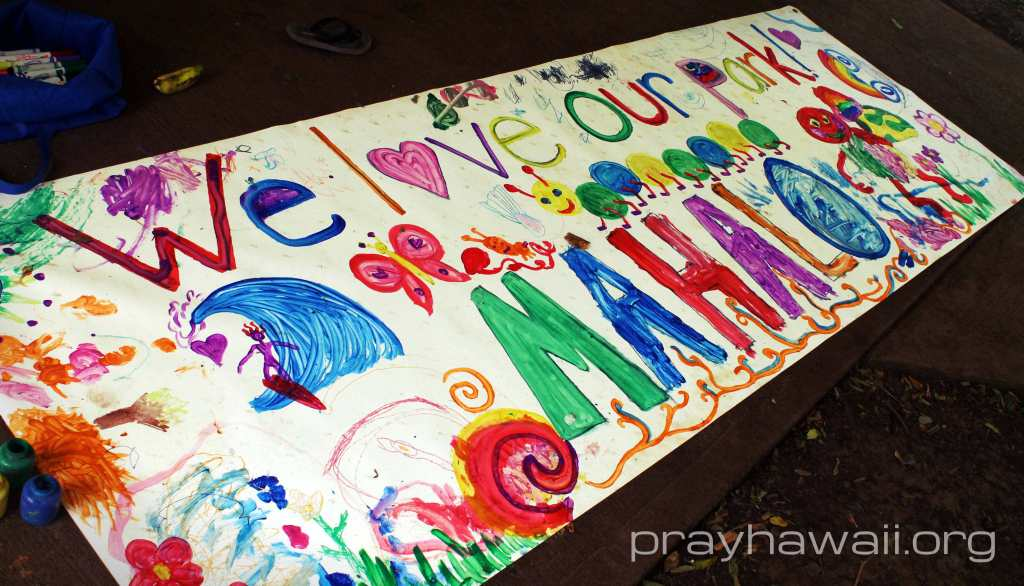 Pray Hawaii Giggle Hill Maui