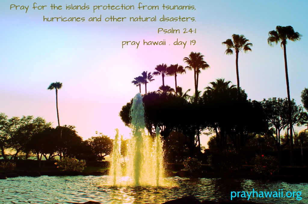 Pray Hawaii 19