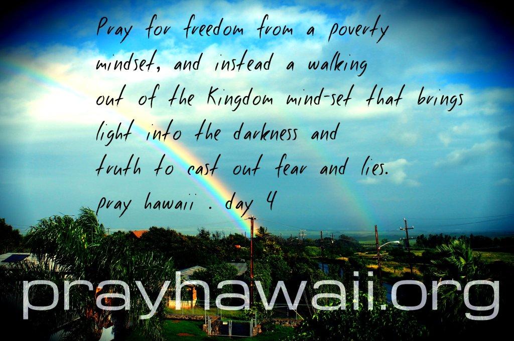 pray hawaii day 4