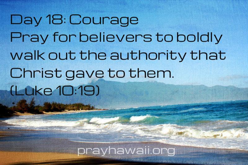 Pray-Hawaii-Nick Vujicic-Day 18