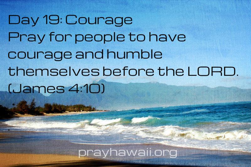 Pray-Hawaii-Nick Vujicic-Day 19