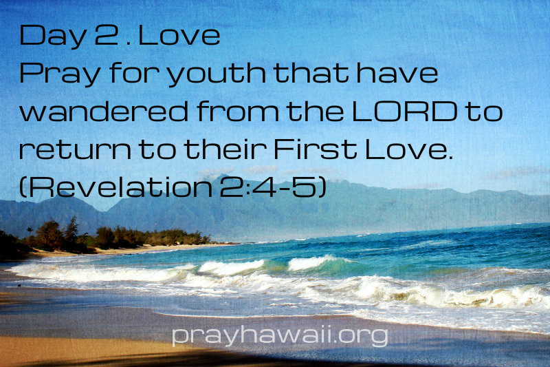 Pray-Hawaii-Nick Vujicic-Day 2