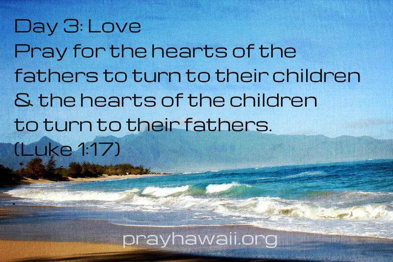Pray-Hawaii-Nick Vujicic-Day 3