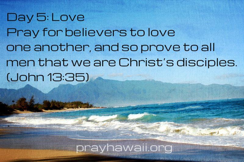 Pray-Hawaii-Nick Vujicic-Day 5