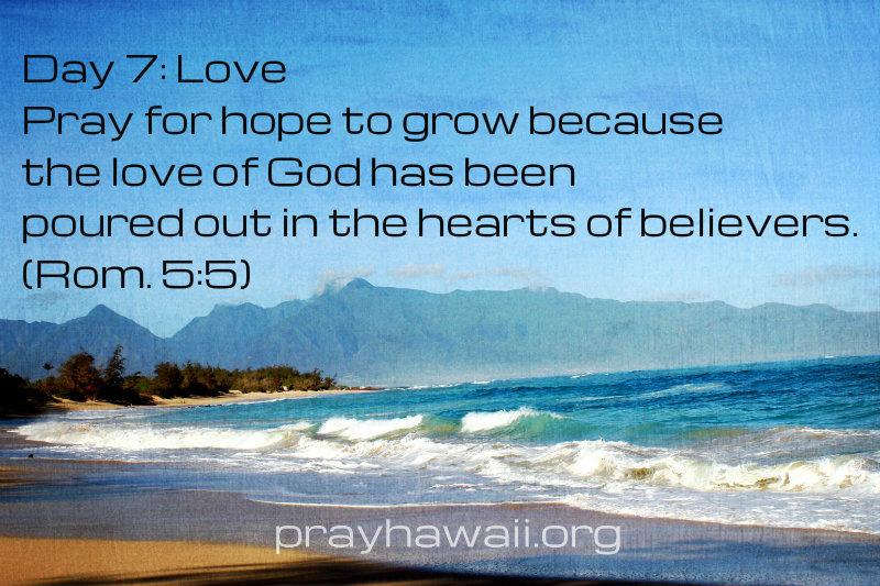 Pray-Hawaii-Nick Vujicic-Day 7