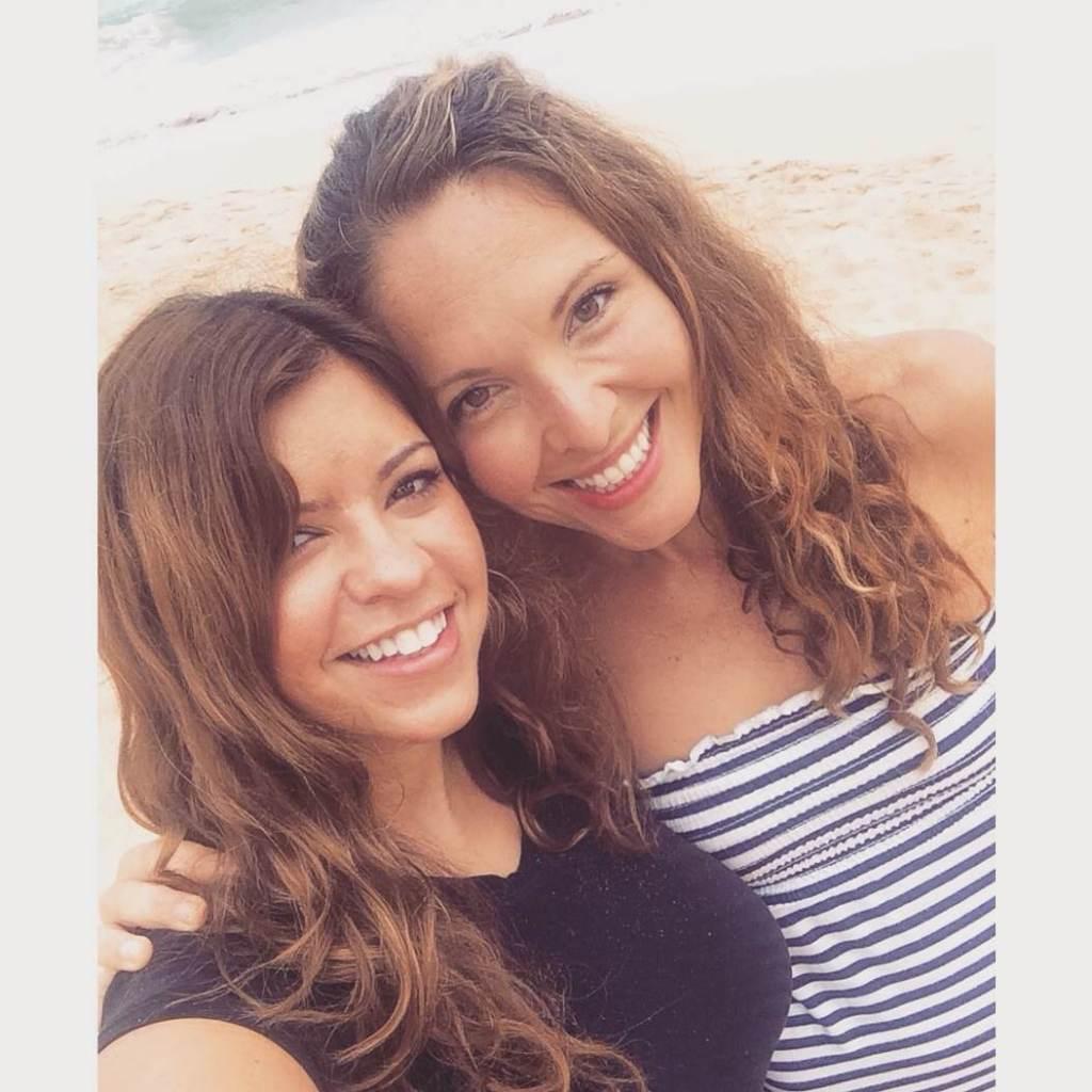 April & Jennifer (co-founder of Pray Hawaii)
