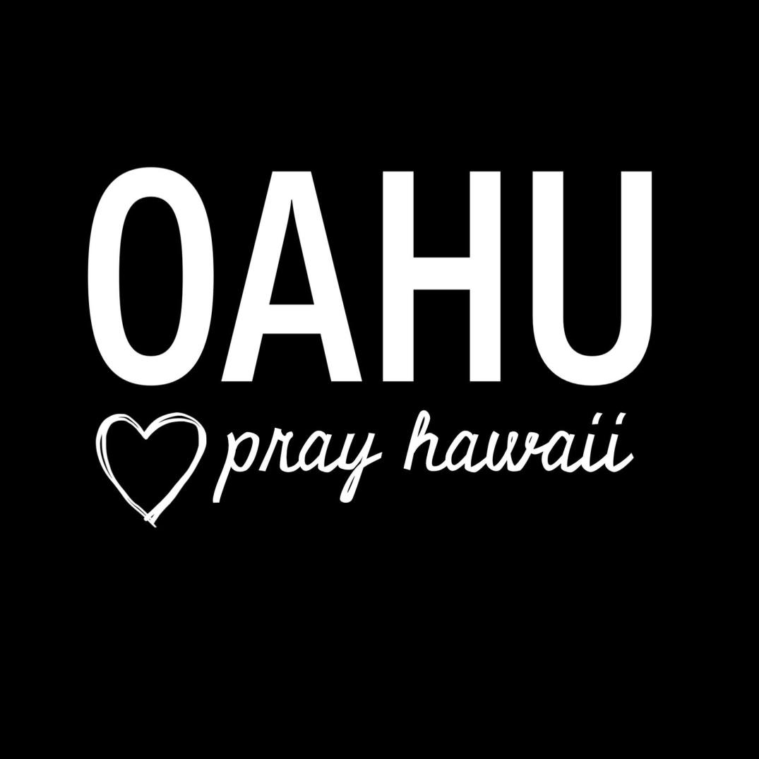 Pray Hawaii - Oahu